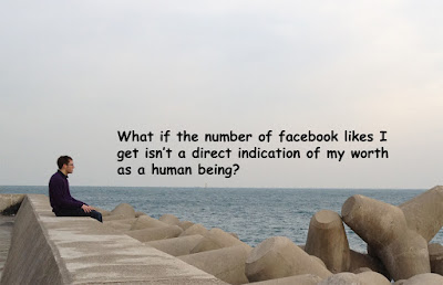 life quotes having: what if the number of Facebook like.