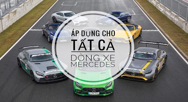 Chương trình khuyến mãi tại Mercedes Điện Biên Phủ được áp dụng cho tất cả các dòng xe Mercedes tại thị trường Việt Nam