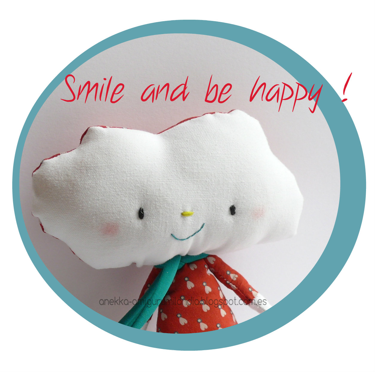 smile and be happy anekka handmade amigurumilandia