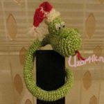 patron gratis serpiente amigurumi   free amigurumi pattern snake