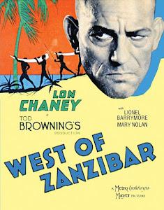 West of Zanzibar Poster