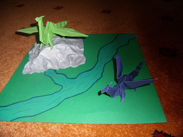 smoki origami