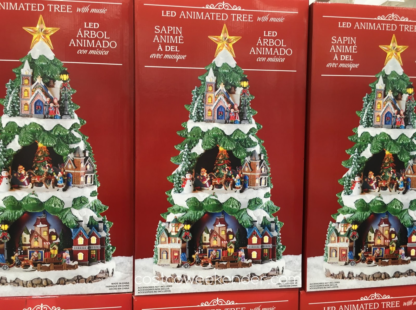Costco Christmas Decorations 2017