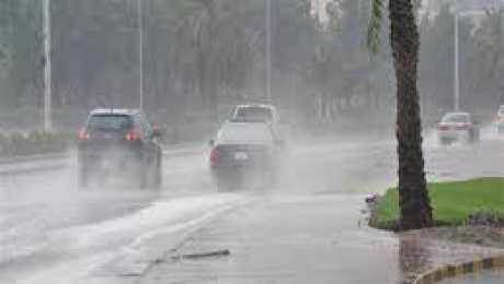 التنبؤ بالفيضان تكشف خريطة أمطار الغد على القاهرة والمحافظات
