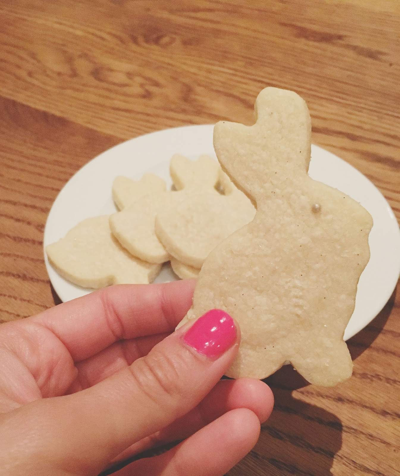 shortbread cookies at Hunky Dory - A restaurant in Houston, Texas