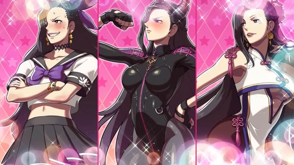 "SNK Heroines: Tag Team Frenzy Mendapatkan Tambahan Karakter Baru ""Luong"""