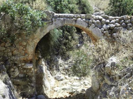 To Τουρκογέφυρο στην Πρόσυμνα Αργολίδας (βίντεο)