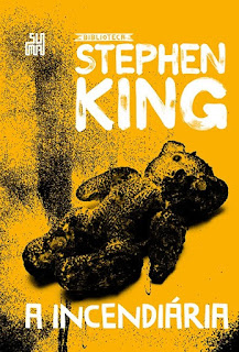 A Incendiária Stephen King