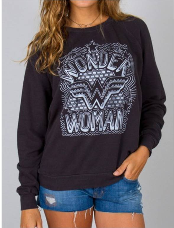 Wonder Woman Fleece