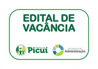 Prefeitura de Picuí contratará professor de matemática para lecionar na EMEF Tertuliano Pereira de Araújo