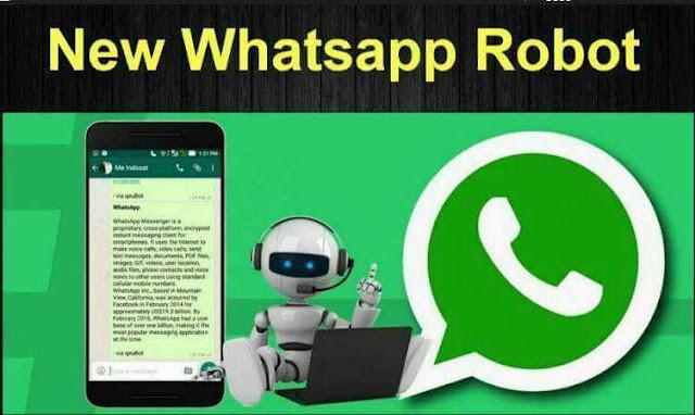 Aplikasi Robot WhatsApp
