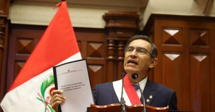 ANÁLISIS: Mensaje Presidencial 2019 - EDUCACIÓN (Fernando Gamarra Morales)