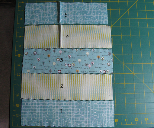 How to make scrappy blocks ~ Threading My Way