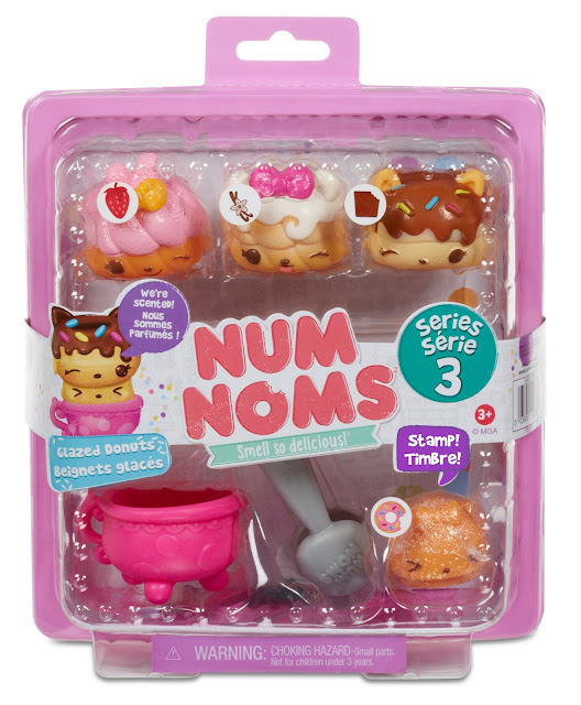 Num Noms starter set series 3
