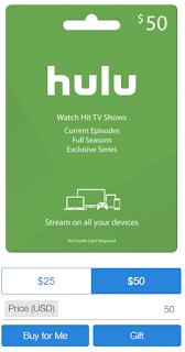 Американский провайдер кабельного телевидения Hulu