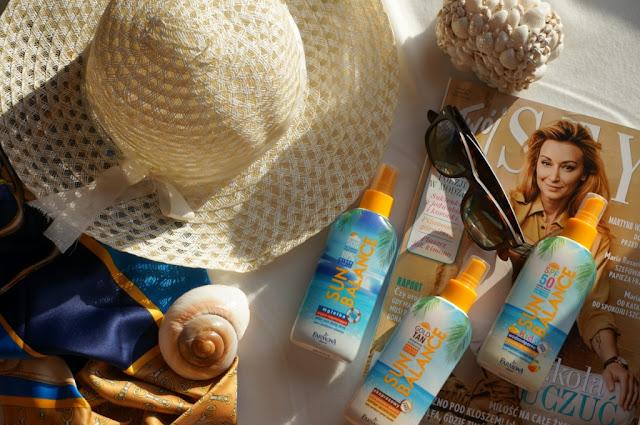 Bezpieczne opalanie z nową serią kosmetyków Sun Balance Laboratorium Kosmetyków Naturalnych Farmona