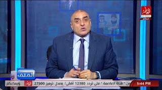 برنامج الملف حلقة الاربعاء 8- 3- 2017  مع عزمي مجاهد