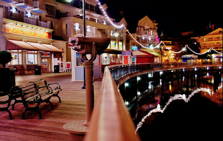 Walt Disney World Boardwalk Tips