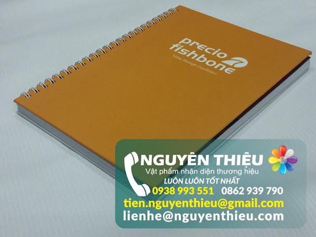 Sản xuất sổ tay bìa da giá rẻ, xưởng sản xuất sổ tay giá rẻ, sổ tayloxo giá rẻ