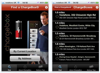 ChargeBox Low Battery iPhone app released