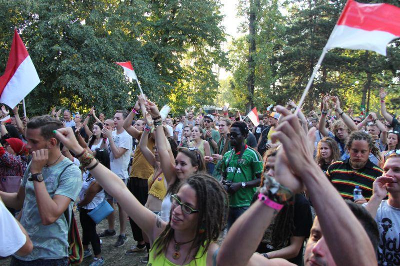 Ras Muhamad Pukau Penggemar Reggae di Slovakia
