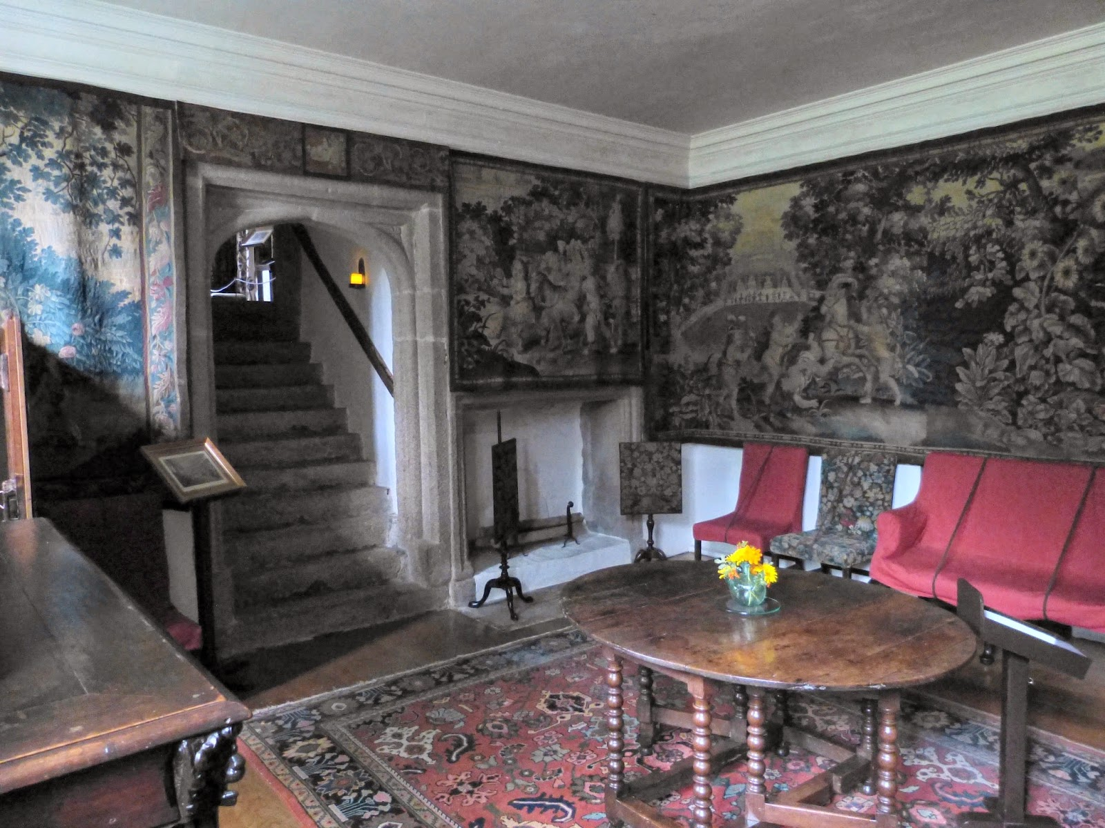 The Punch Room, Cotehele