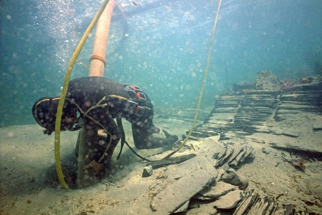 Wreck of former slave ship off West Australian coast mapped in 3D
