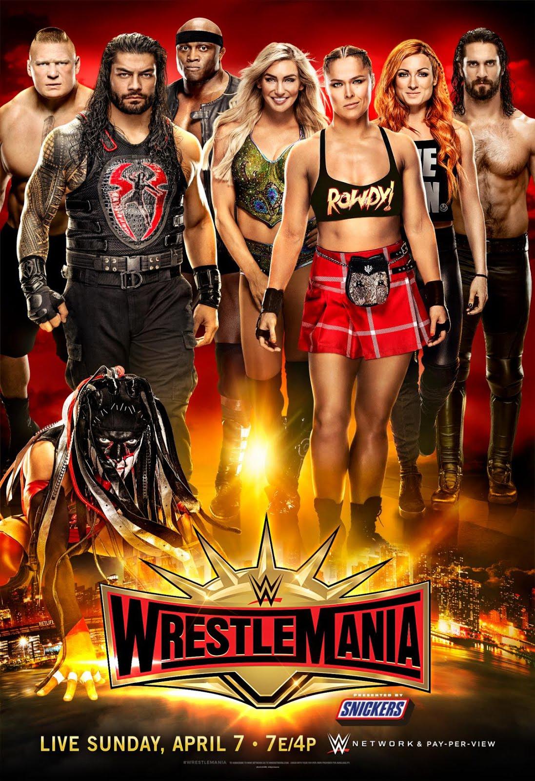 WWE Monday Night Raw 2020 350MB HDTV 480p
