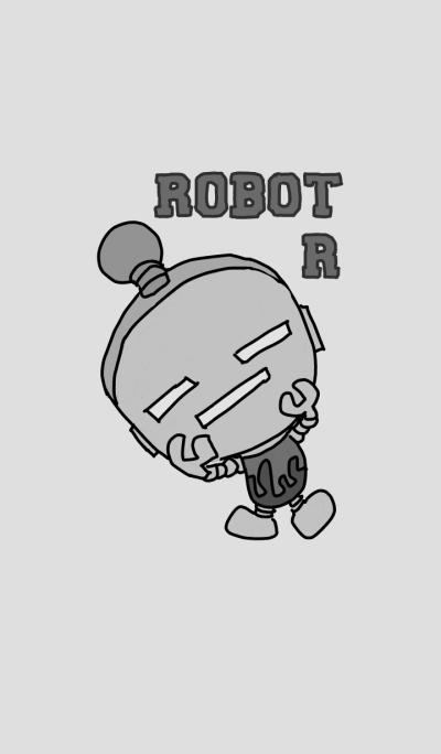 Robot R