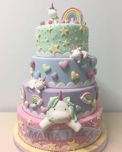 bánh sinh nhật đẹp cho trẻ nhỏ