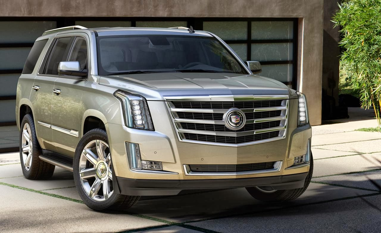 Automotive Infatuation Let S All Hate On The New Cadillac Escalade