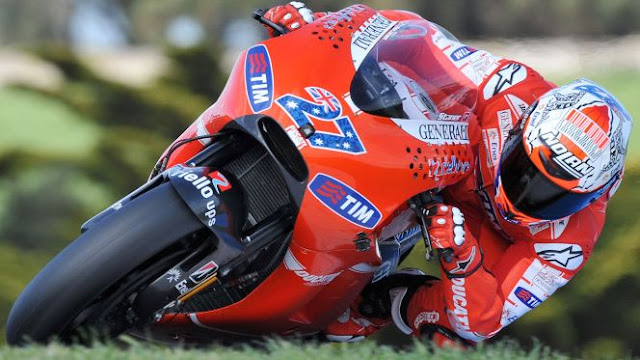 Ducati Berharap Stoner Tampil di Austria