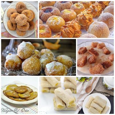 Dulces típicos del Día de los Santos. Julia y sus recetas