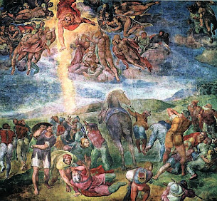 The Conversion of St. Paul and the Two Michelangelos