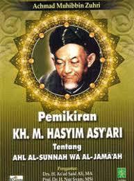 PEMIKIRAN KH.M. HASYIM ASY'ARI TENTANG AHLUSSUNNAH WA AL-JAMA'AH | Toko Buku Aswaja Yogyakarta