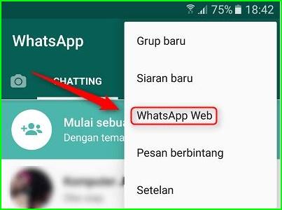 Cara Mudah Menggunakan WhatsApp di Laptop / PC