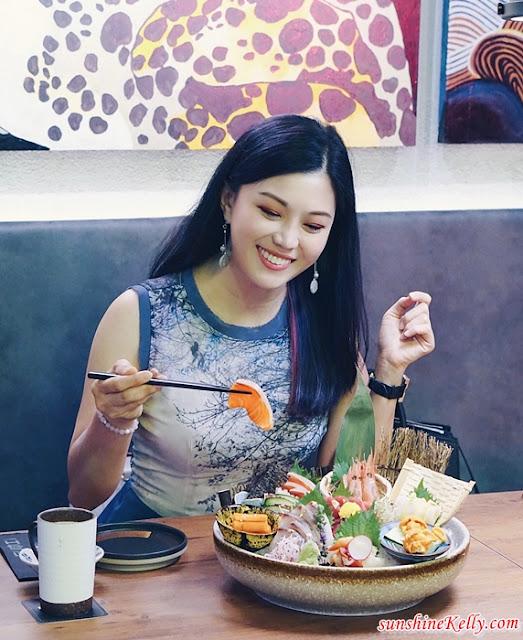 SUMI Genshi Yaki Sakeba, Jalan Telawi, Bangsar, Sumi Bangsar, Japanese Restaurant, Japanese Food