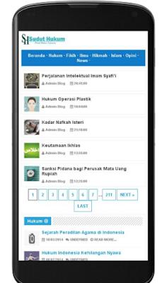 Tampilan Hp suduthukum.com