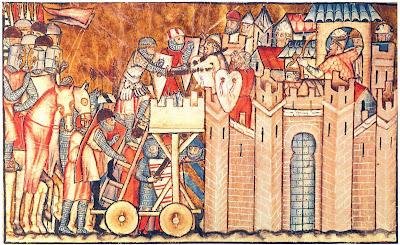 Resultado de imagen de uso ideológico de la Reconquista de Toledo