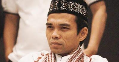 Surat Panggilan Ketiga UAS Terkait Prabowo dan WA yang Tak Dibalas