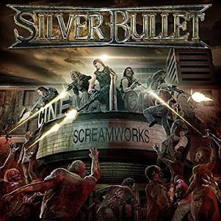 """Το βίντεο των Silver Bullet για το τραγούδι """"More Than Meets The Eye"""" από το album """"Screamworks"""""""