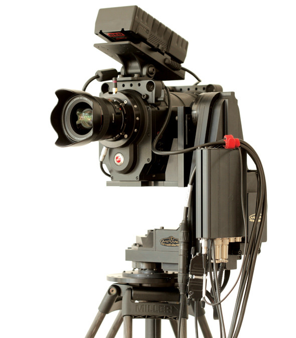 Sfh 50 Remote And Motion Control Head