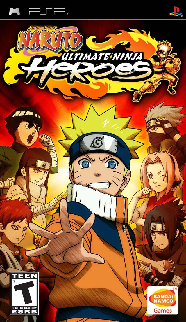 Descargar naruto ultimate ninja 5 portable   radastsoffi ml