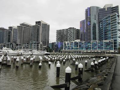 Docklands, en Melbourne