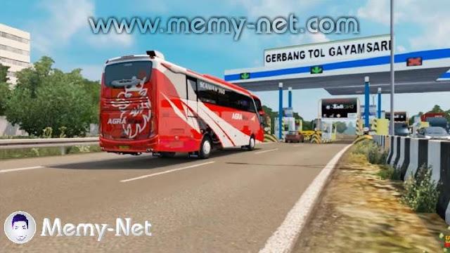 تحميل لعبة قيادة الحافلات Bus Simulator Indonesia MOD مهكرة للاندرويد