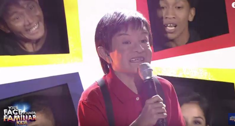 WATCH: Awra Briguela transforms into Yoyoy Villame on 'Your Face Sounds Familiar Kids'