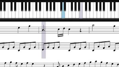 تحميل تطبيق Midi Sheet Music مجاني لتحويل ملفات الموسيقى MIDI إلى موسيقى ورقة
