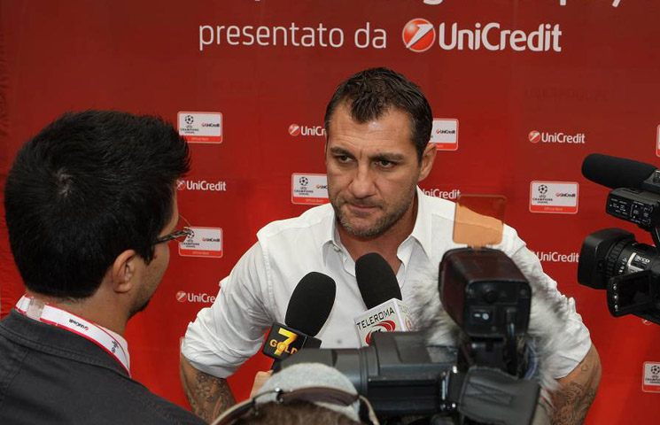 "Vieri: ""Juventus je ispred svih"""