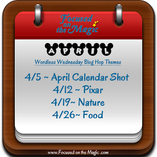 April Wordless Wednesday Prompts