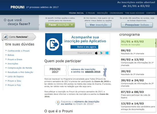 ProUni oferece mais de 214 mil bolsas, maior número desde a sua criação